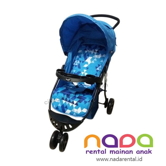STROLLER HUGO STARLIGHT