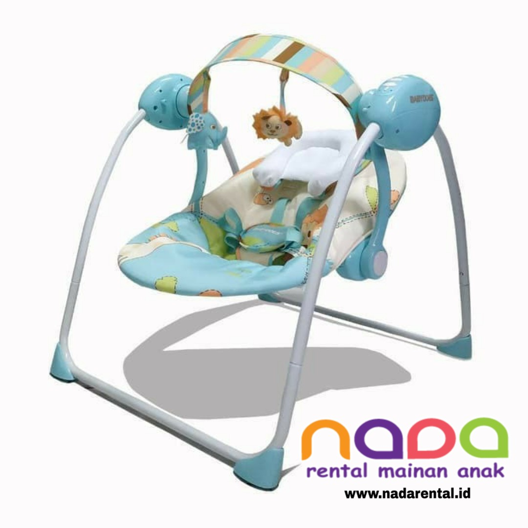BABY SWING COZY ELECTRIK