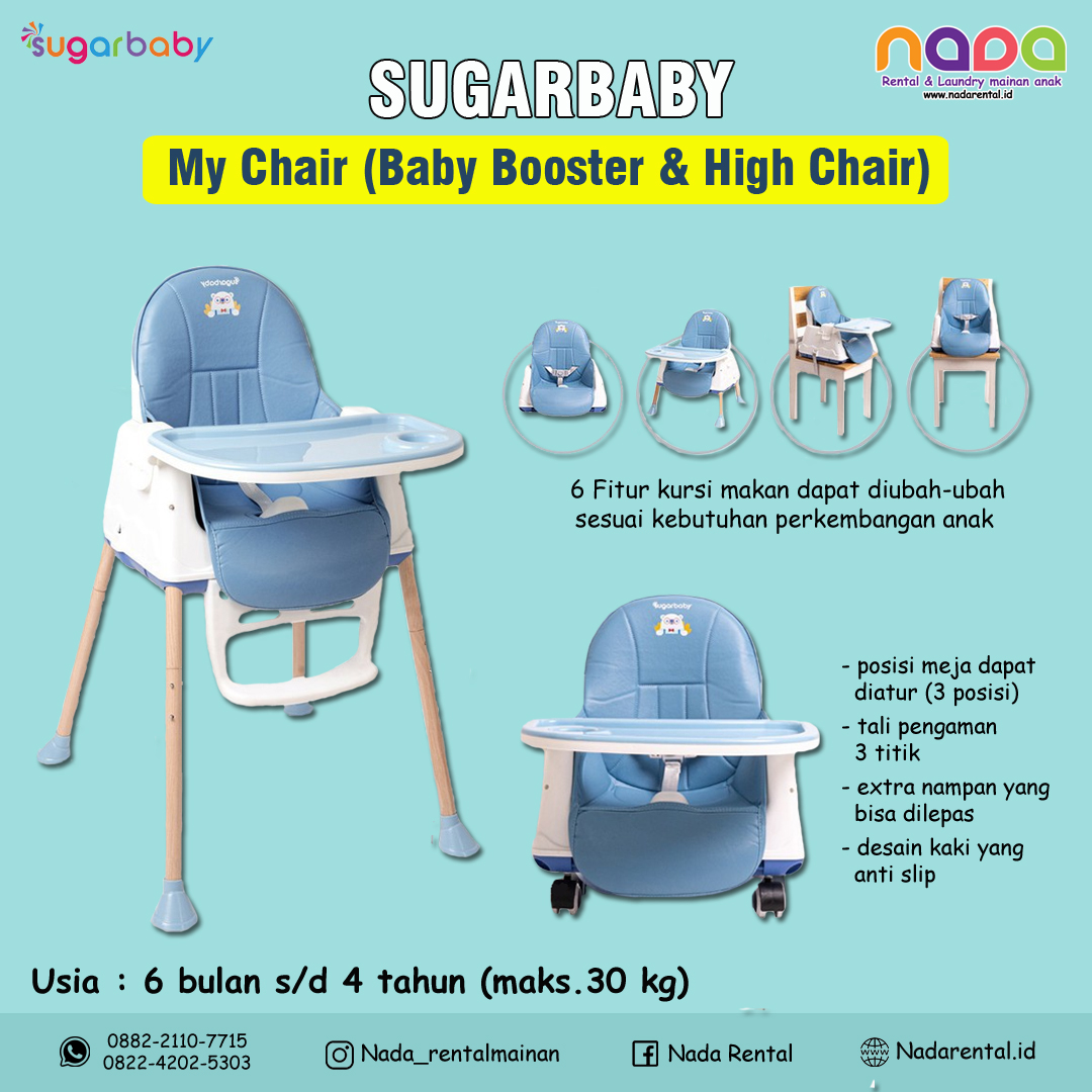 HIGH CHAIR SUGARBABY