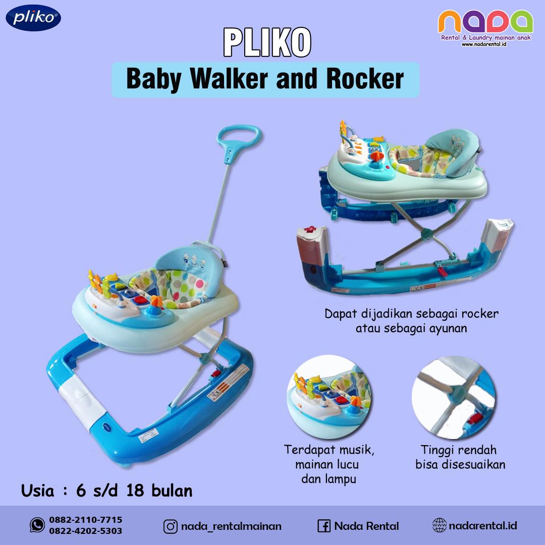 BABY WALKER AYUN