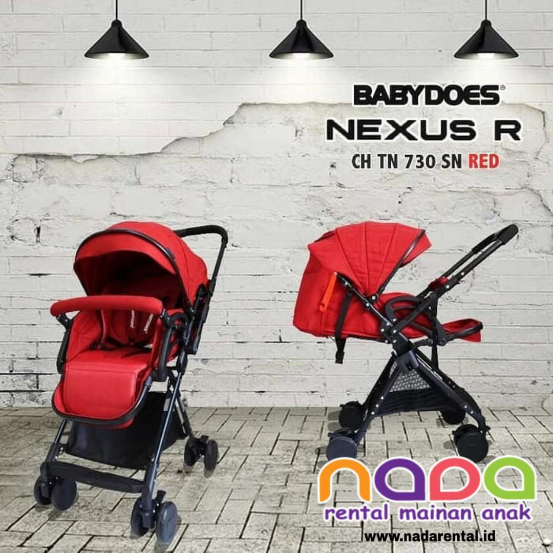 STROLLER BABY DOES NEXUS R - UT