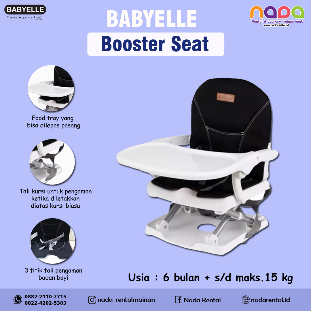 BOSTER SEAT BABY ELLE 901