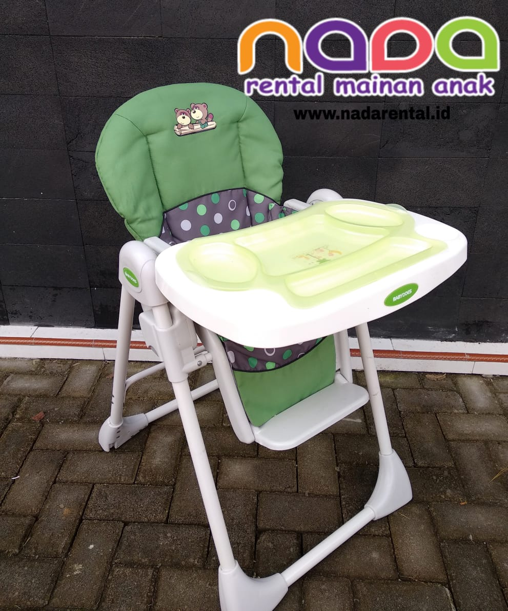 HIGH CHAIR BABYDOES