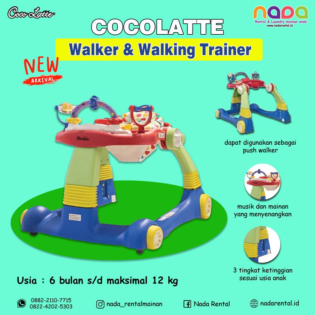 BABY WALKER COCOLATTE