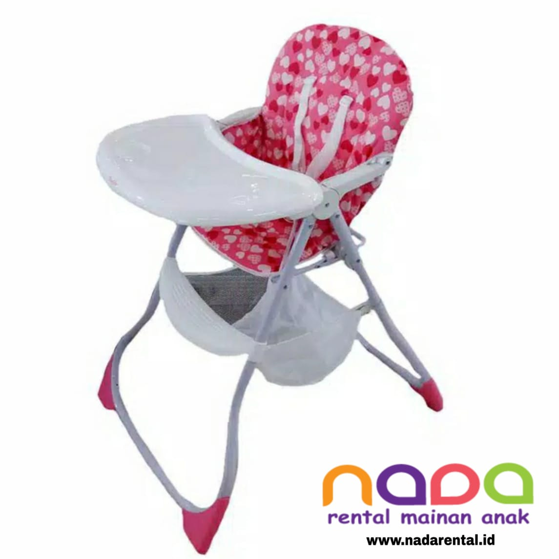 KURSI MAKAN HIGH CHAIR